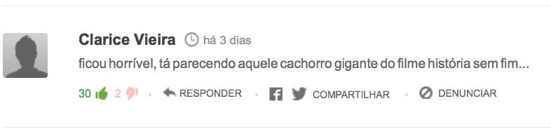 """leitora comenta foto de Caio Castro loiro no """"Ego"""""""