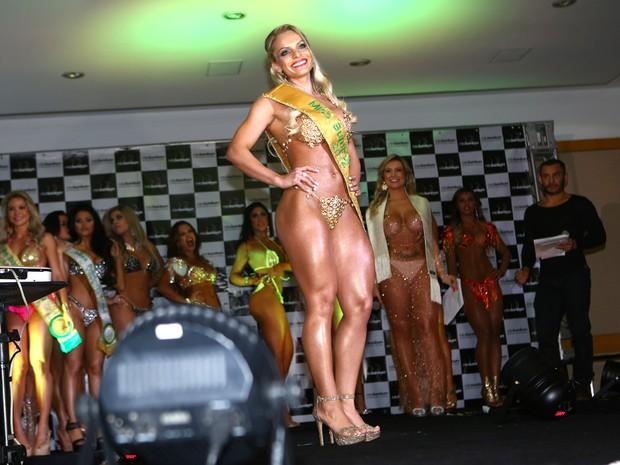 Vencedora do miss bumbum 2014