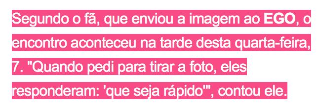 Angélica e Luciano Huck tiram foto com fã em viagem: 'Que seja rápido'